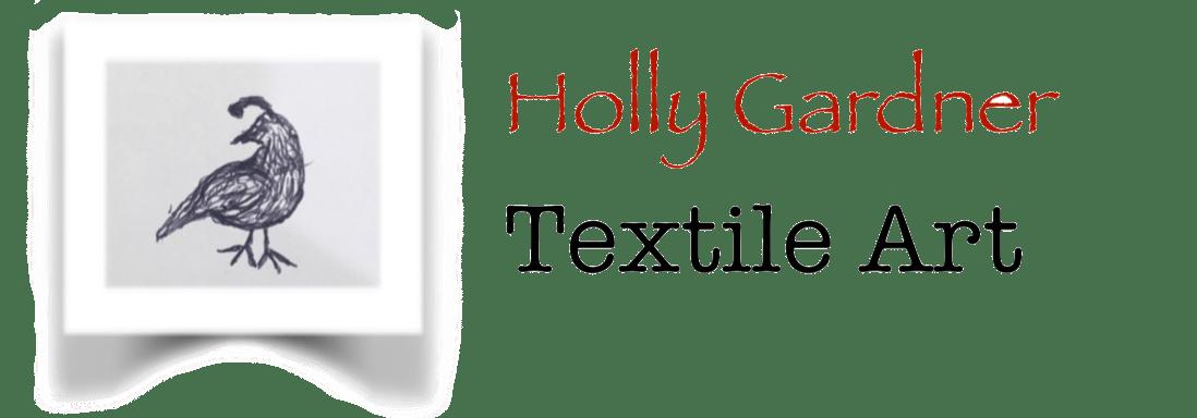 Holly Gardner Textile Art