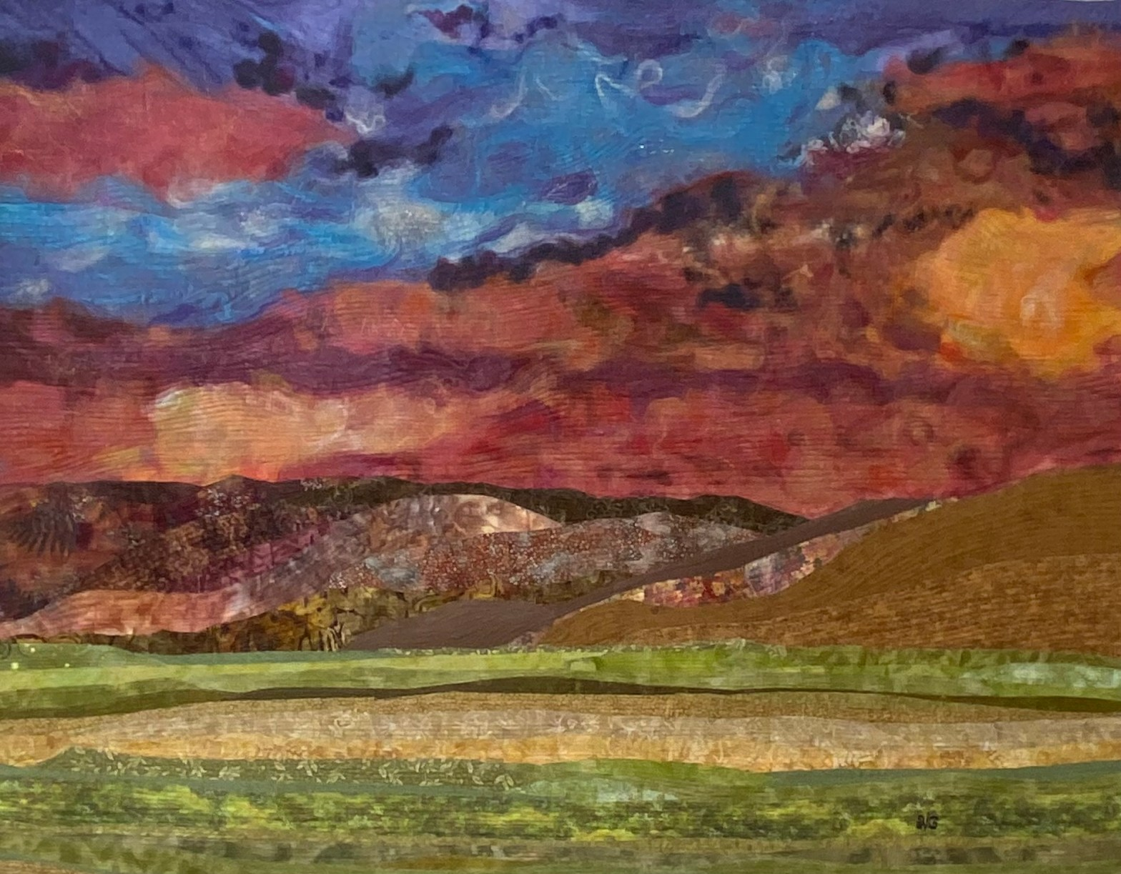 Washoe After Rain by Holly Gardner