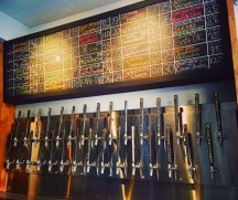 Mikkeller Brewing (aka The Promised Land) has 30 beers on tap at all times. And they're always changing!
