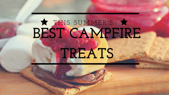 This Summer's Best Campfire Treats