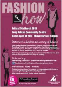 Fashion Show 2019 @ Long Ashton Community Centre | Long Ashton | England | United Kingdom