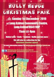 Christmas Fair 2019 @ Long Ashton Community Centre | Long Ashton | England | United Kingdom