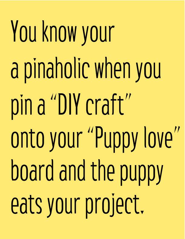Pinterest Addictions (6/6)