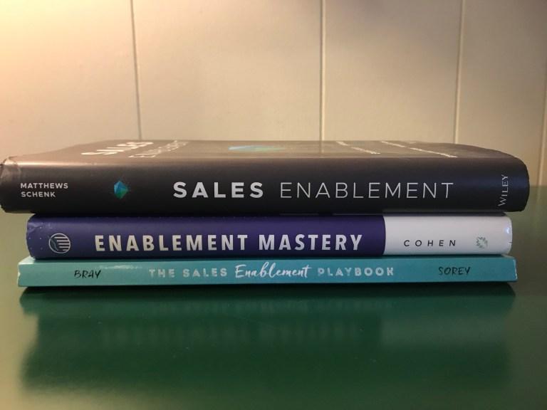 Sales Enablement: A Reading List