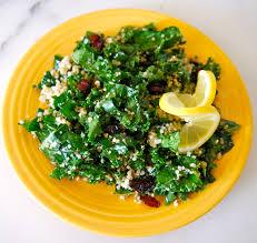 Holly Madison Kale Salad