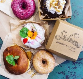 Holly Madison Sidecar Doughnuts