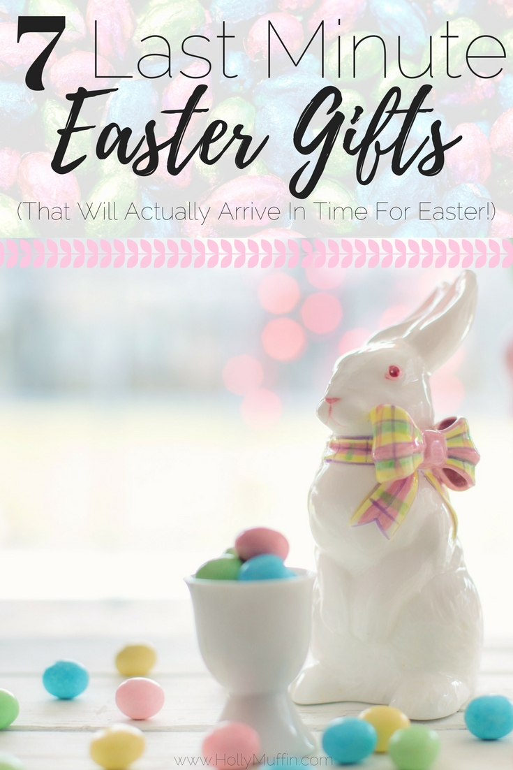 Last minute easter gifts that will actually arrive by easter last minute easter gifts that will actually arrive by easter negle Choice Image