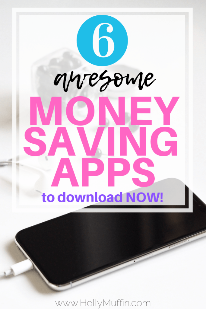 6 awesome money saving apps to download now!