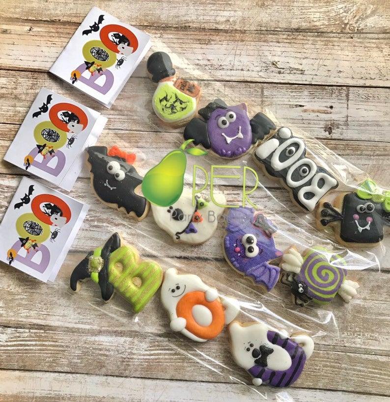 Spooky Mini Cookie Pack