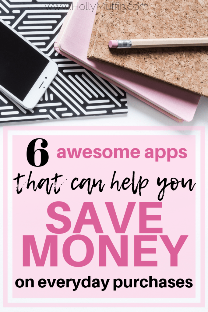 6 awesome apps that can help you save money on everyday purchases