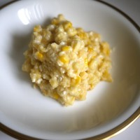 weekend recipe: (vegan) corn casserole