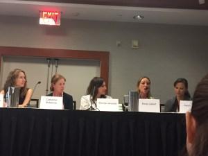 women's fiction panel