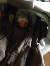 we had a baby!