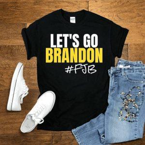 #FJB Chant Anti Biden Let's Go Brandon T-Shirt