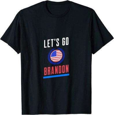 Let's Go Brandon Trump Joe Biden chant Gift Shirt T-Shirt