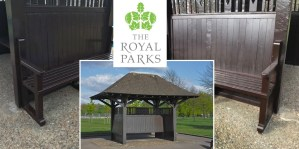 Royal Parks Silver Thimble Shelter