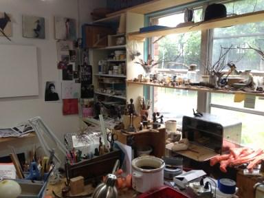Studio view 4