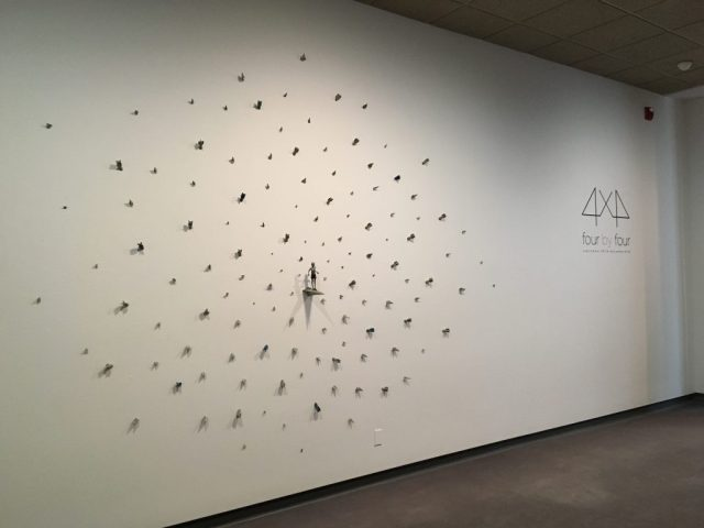 """SpringField Art Museum """"We Need a Hero"""" by Holly Wilson"""