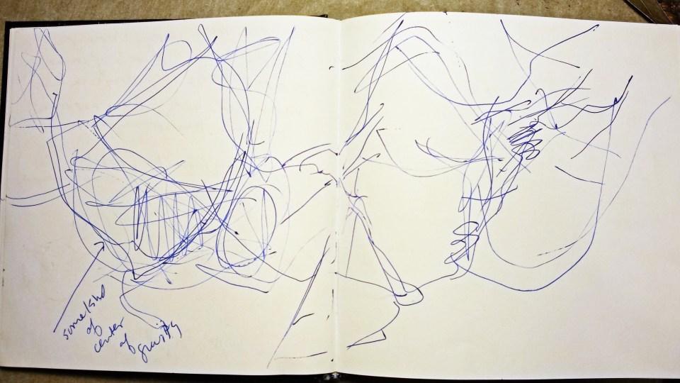 sketch book pg