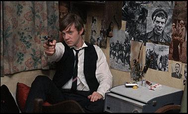 Malcolm McDowell em  If... de Lindsay Andersin (1968)
