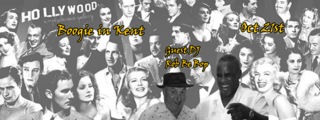 Kent jump jive dance Rob Be Bop oct 21st