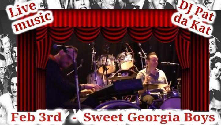 sweet georgia boys hollywood boogie dance