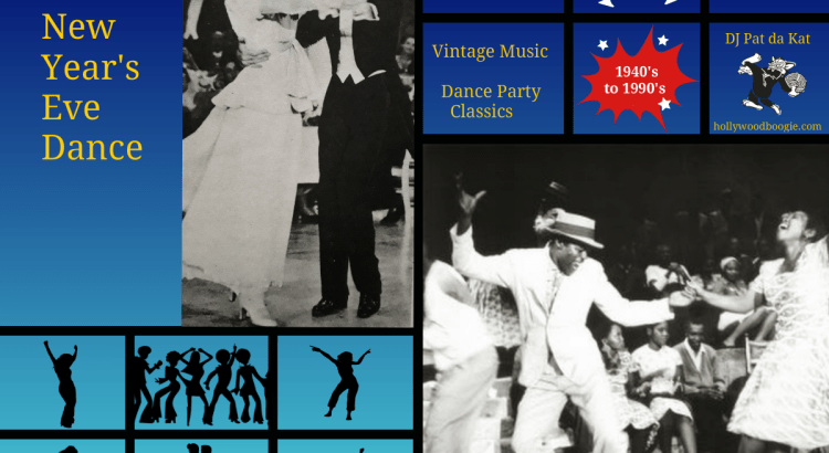 New Years Eve Vintage Dance