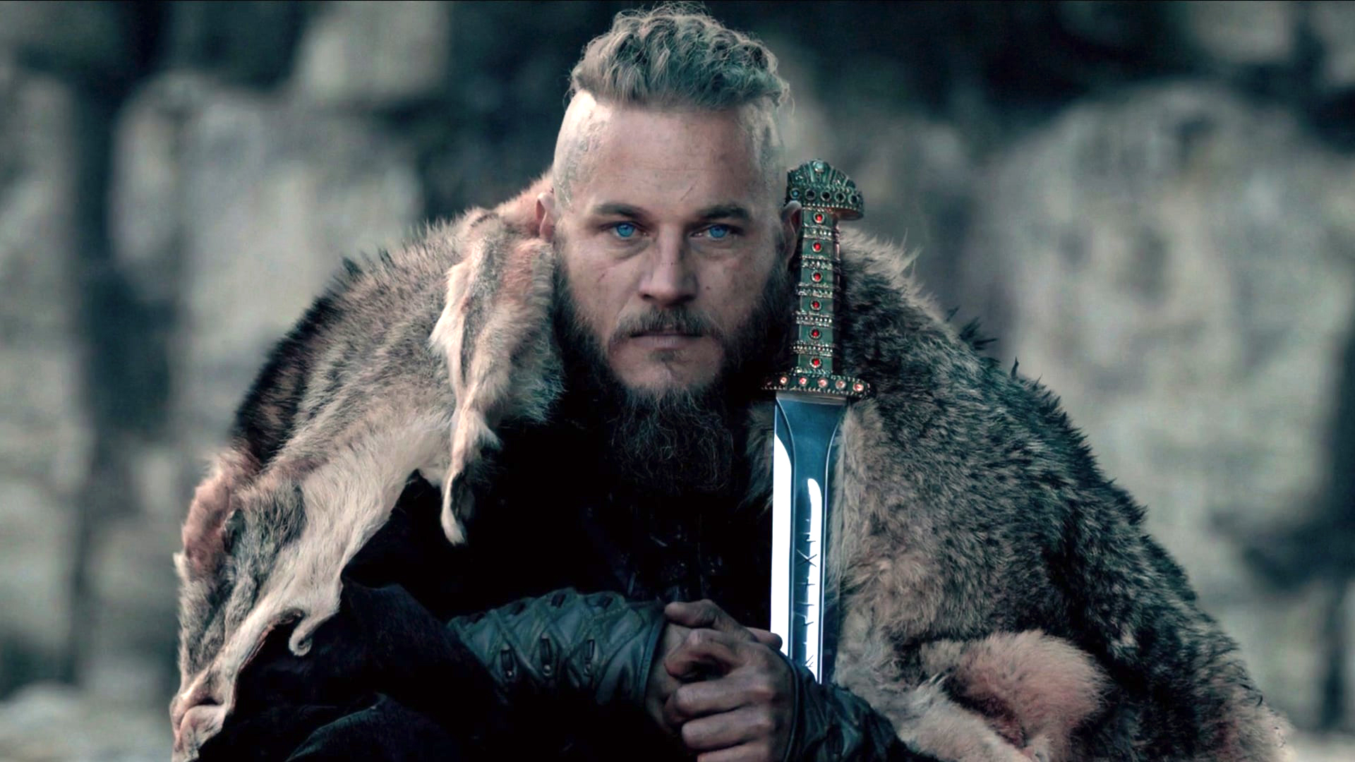 And Fimmel Travis Wife His