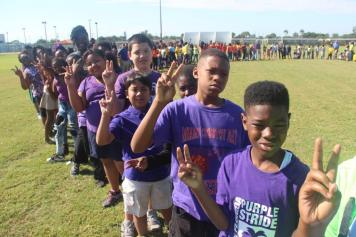 IMG_9328 Bethune Elementary students 'give peace a chance'