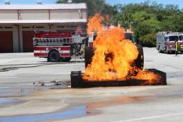 IMG_9381 City of Hollywood hosts public safety event
