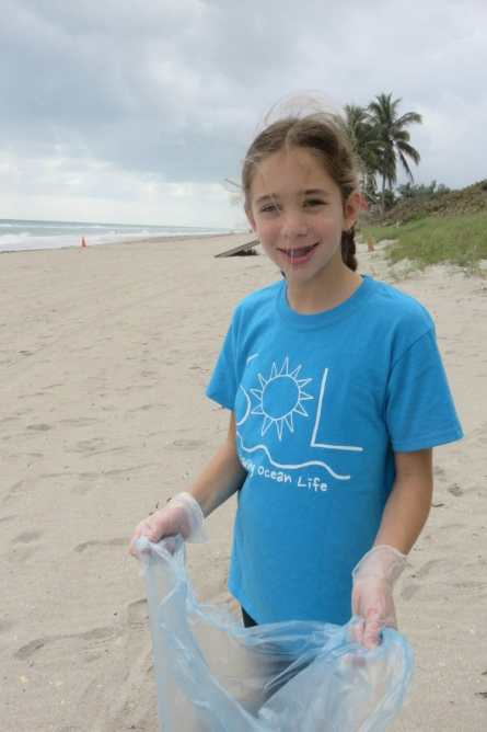 South florida teen wins youth environmental excellence award presented by seaworld and busch gardens