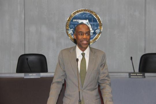 IMG_3604-541x360 Broward Schools Superintendent Robert Runcie gives update at Neighborhood Watch meeting