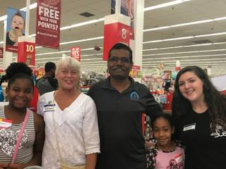 20597427_1366537926799592_3732084892262536474_n Hollywood Jaycees assist kids in need with Back-To-School Shopping Spree