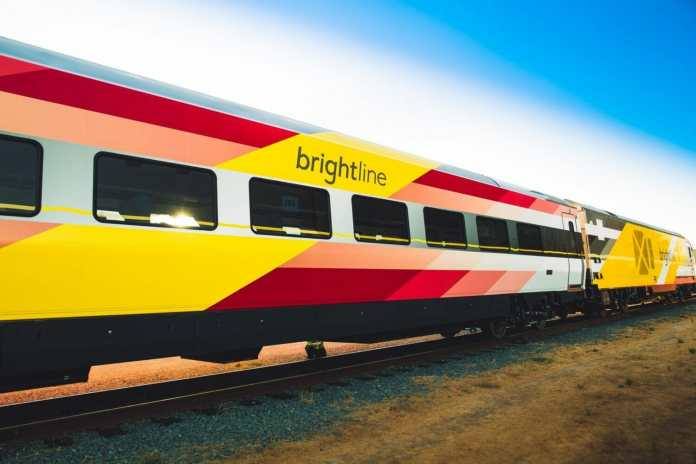 Brightline gears up to launch service later this year