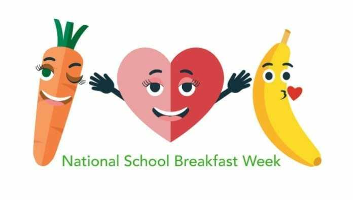 Broward county public schools encourages students to power up with a healthy breakfast during national school breakfast week, march 4-8