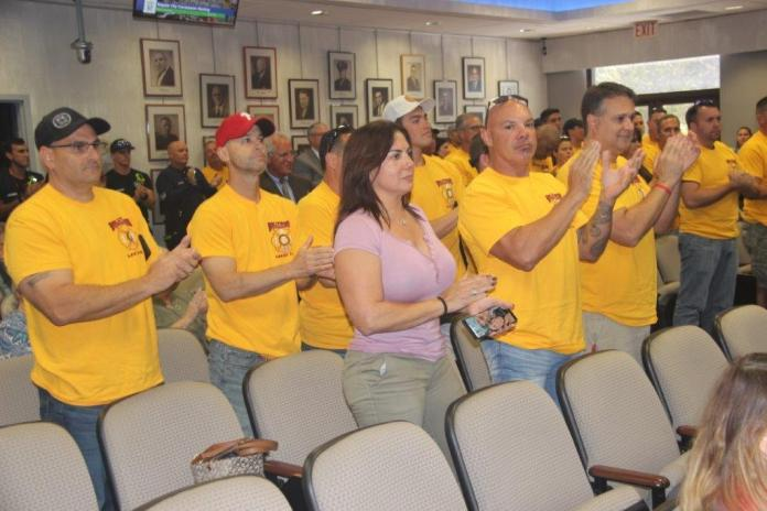Hollywood commission agrees to restore firefighter pension benefits