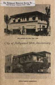 If those walls could talk! tales of the building that was hollywood's first police station, a bordello, and one of the most amazing nightclubs that ever existed in broward county.