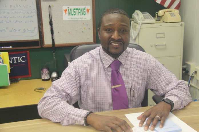 Alfred Broomfield, new McArthur Principal