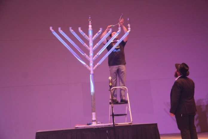 Chanukah 2019 in hollywood photo gallery