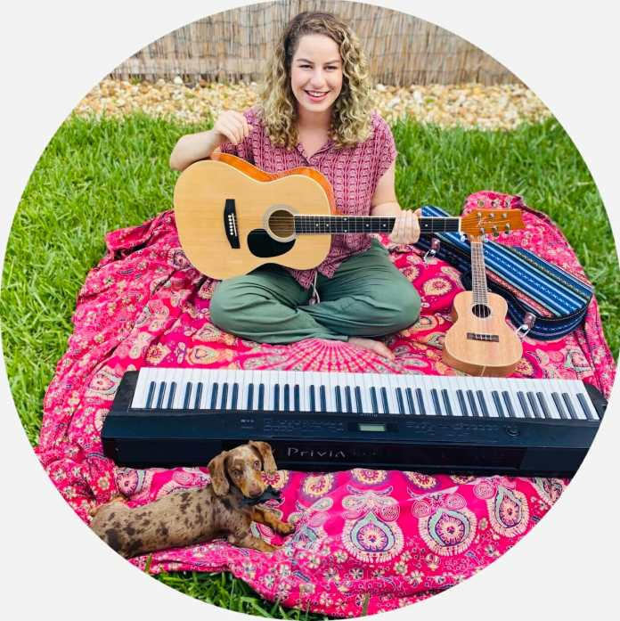 Hollywood Resident and Music Teacher Offers Donation-Based Online Group Class Designed for Pre-school and Early Childhood Education
