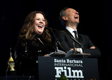 34th Santa Barbara International Film Festival - Montecito Award honoring Melissa McCarthy
