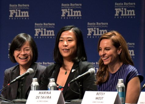 34th Santa Barbara International Film Festival - Women's Panel
