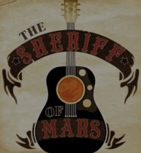 THE SHERIFF OF MARS