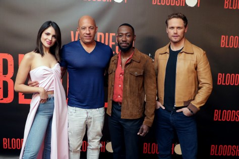 Columbia Pictures' BLOODSHOT photo call, Los Angeles, USA - 06 March 2020