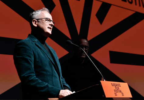 Dominic Cooke Sundance 2020