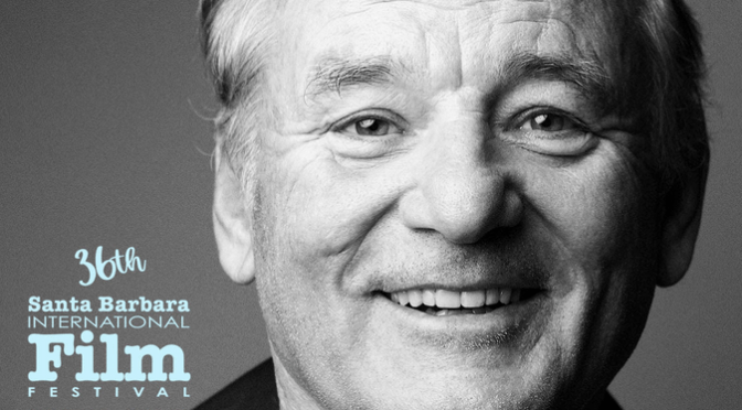 SBIFF Modern Master Award Goes to Bill Murray