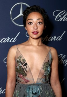 PALM SPRINGS, CA - JANUARY 02: Actress Ruth Negga attends the 28th Annual Palm Springs International Film Festival Film Awards Gala at the Palm Springs Convention Center on January 2, 2017 in Palm Springs, California. (Photo by Todd Williamson/Getty Images for Palm Springs International Film Festival)