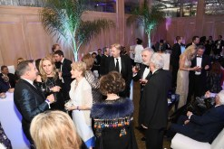 PALM SPRINGS, CA - JANUARY 02: Guests mingle during the after party for the 28th Annual Palm Springs International Film Festival Film Awards Gala at the Palm Springs Convention Center on January 2, 2017 in Palm Springs, California. (Photo by Frazer Harrison/Getty Images for Palm Springs International Film Festival)