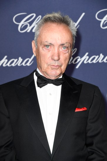 PALM SPRINGS, CA - JANUARY 02: Actor Udo Kier attends the 28th Annual Palm Springs International Film Festival Film Awards Gala at the Palm Springs Convention Center on January 2, 2017 in Palm Springs, California. (Photo by Frazer Harrison/Getty Images )