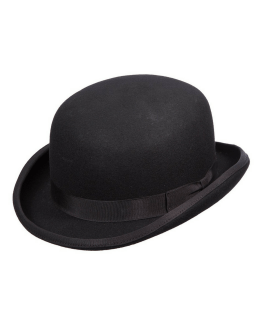 Derby Bowler Black